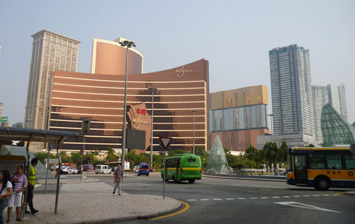 Macau dating agency